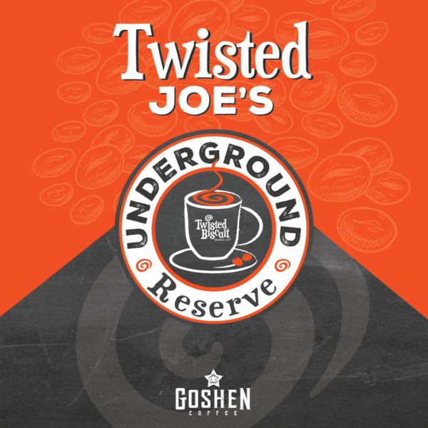 Twisted Joe's - Underground Reserve by Goshen© Coffee