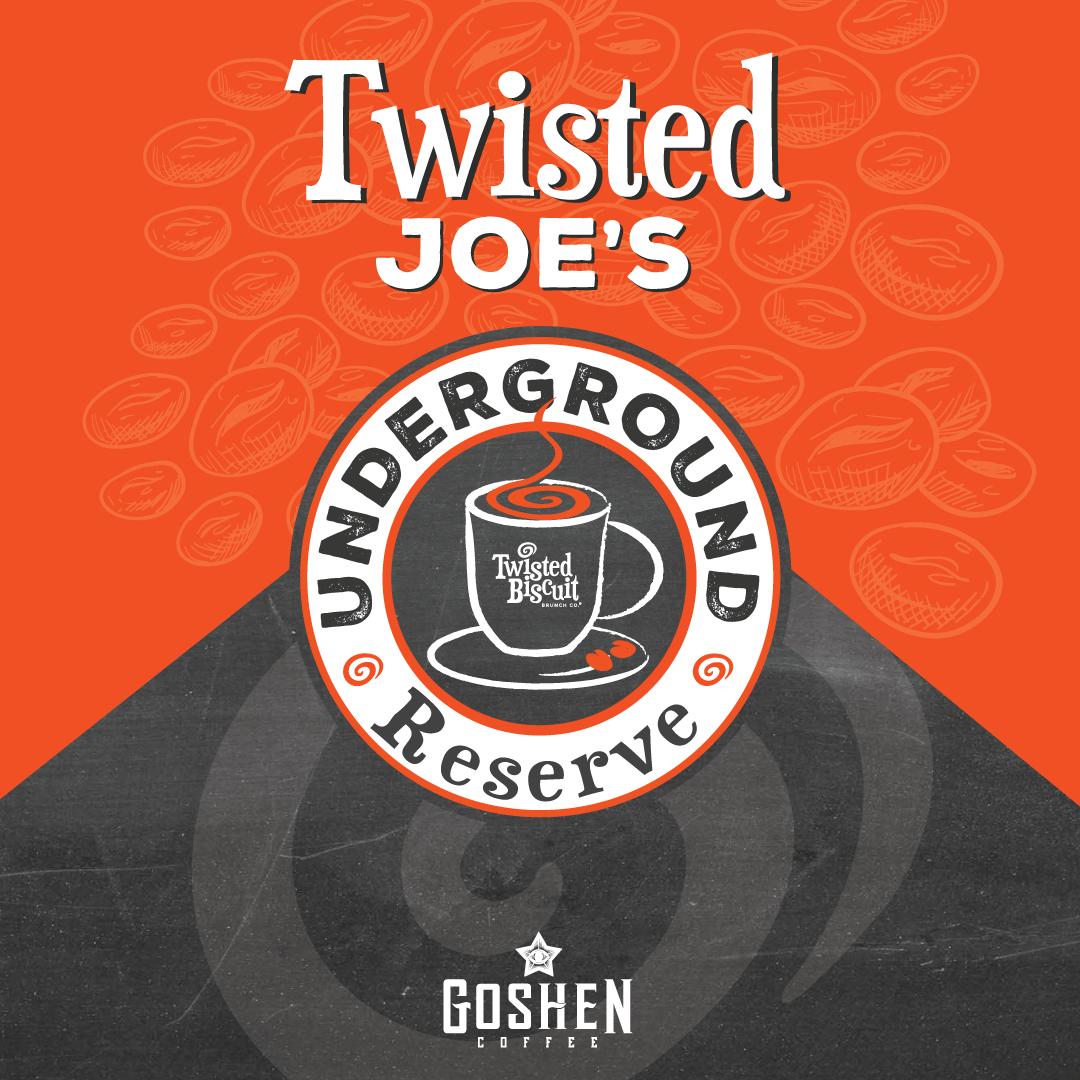 Twisted Joe's Underground Reserve